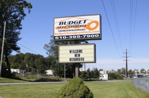 Image of Budget Store and Lock-Werley Rd. Facility on 832 Werley Rd  in Allentown, PA - View 4