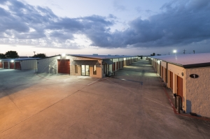 Image of Montgomery Self Storage - 105W Facility on 19678 Hwy 105 W  in Montgomery, TX - View 2