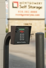 Image of Montgomery Self Storage - 105W Facility on 19678 Hwy 105 W  in Montgomery, TX - View 4