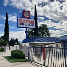 Image of Guardian Self Storage - Beaumont, CA Facility on 1315 E 6th St  in Beaumont, CA - View 2