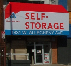 Picture of Devon Self Storage - Philadelphia - Allegheny Ave