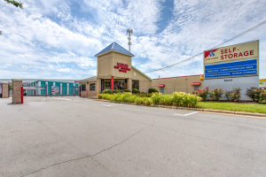 Image of Devon Self Storage - Charlotte Facility on 5649 South Blvd  in Charlotte, NC - View 2