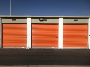 Image of Security Self Storage - Standard Storage Facility on 6601 W Goshen Ave  in Visalia, CA - View 2