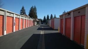 Image of Security Self Storage - Standard Storage Facility on 6601 W Goshen Ave  in Visalia, CA - View 3