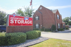 Image of Advantage Storage - Rowlett Facility at 5200 Lakeview Pkwy  Rowlett, TX