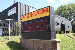 Safe & Secure Self Storage - Lanza Ave