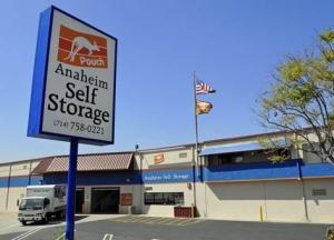 Cheap Storage Units At Anaheim Self Storage In 92805