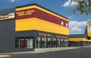 StorageMart - 76th & Wornall Road