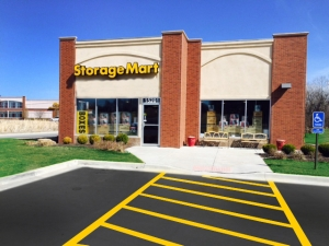 Image of StorageMart - 151st & Antioch Facility at 15201 Antioch Rd  Overland Park, KS