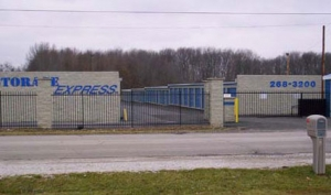 Storage Express - Sullivan - North Section Street