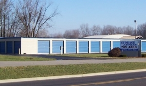 Storage Express - Bicknell - West 11th Street