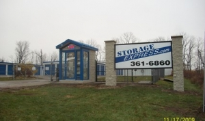 Storage Express - Crawfordsville - U.S. 231