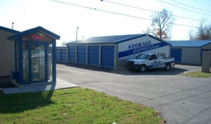Storage Express - Petersburg - West Main Street
