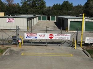 Image of Rosehill Storage Facility on 20030 Cook Rd  in Tomball, TX - View 2