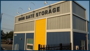 Image of Iron Gate Storage - Beaverton Facility on 4050 SW 160th Ave  in Beaverton, OR - View 2