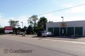 Image of CubeSmart Self Storage - Denver - 2125 S Valentia St Facility at 2125 S Valentia St  Denver, CO