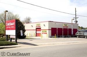 Image of CubeSmart Self Storage - Denver - 2125 S Valentia St Facility on 2125 S Valentia St  in Denver, CO - View 2